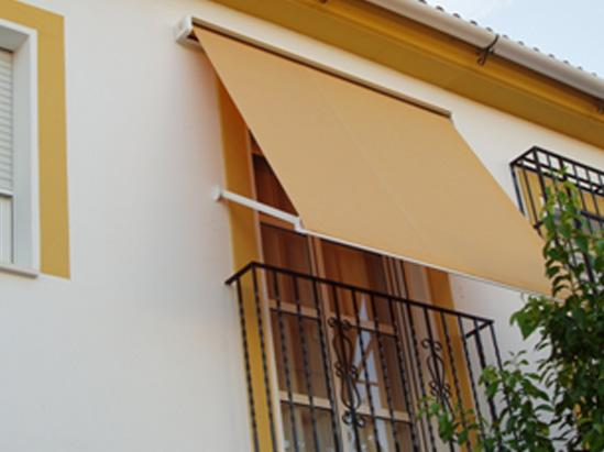 Tolder-Persicor toldo color crema
